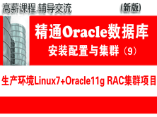 Linux生產環境Oracle RAC集群安裝配置與管理_Oracle 11gR2 RAC培訓教程7