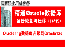Oracle數據庫升級(Oracle 11g to Oracle12c)_Oracle數據庫升級項目