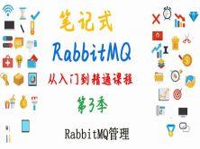 RabbitMQ從入門到精通課程(第3季共6季)--RabbitMQ管理
