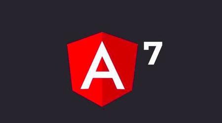 Angular7课程教程