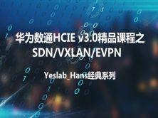 Yeslab_Hans華為數通HCNA/HCNP/HCIE經典系列之SDN VXLAN/EVPN