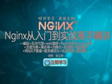 Nginx入门到web集群实战高手与面试题精讲