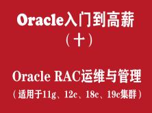 Oracle快速入門培訓教程(十):Oracle RAC集群日常運維與管理