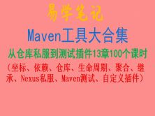 【筆記式】Java進階Spring架構必備之Maven從入門到進階大合集詳細講解(含200條筆記