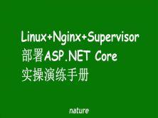 Linux+Nginx+Supervisor部署ASP.NET Core实操手册