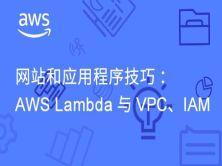 AWS云计算官方课程——只需一门课,了解AWS Lambda与VPC、IAM