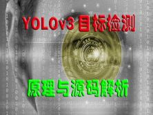 YOLOv3目標檢測:原理與源碼解析