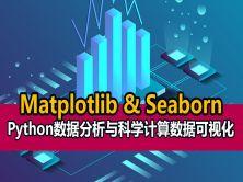 Python數據分析與科學計算數據可視化篇:Matplotlib和Seaborn