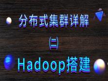 分布式集群部署实战②:Hadoop分布式搭建