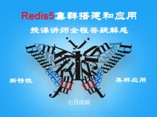 Redis5新特性与集群搭建(七日成蝶)
