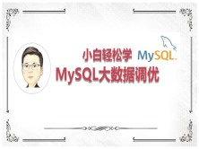 MySQL大数据调优实战教程40讲