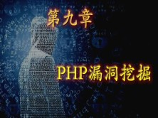 PHP漏洞挖掘(九):PHP网站代码审计实战