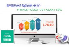 2020年前端HTML5+CSS3+JS+AJAX+JSON+SVG+HTTP前后端交互