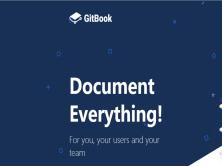 GitBook 从码农到文青都可以用的文档编辑工具