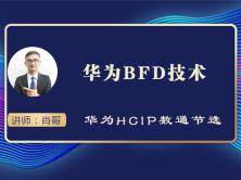 华为BFD技术视频课程[肖哥]