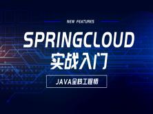 SpringCloud实战视频课程
