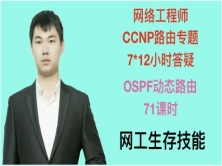 CCNP大牛养成指南-OSPF专题视频课程(超详细)