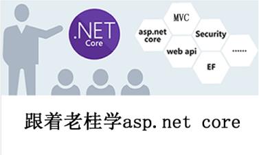 Asp.NET Core 2.0系列視頻課程
