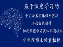 自然語言處理之基于深度學習的中文命名實體識別(NER)實戰