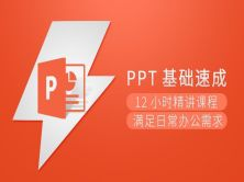 PPT基础PowerPoint幻灯片文稿演示设计
