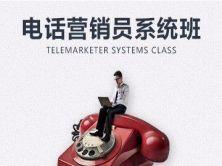 电话营销员系统班