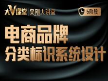 【吳剛大講堂】電商品牌分類標識系統設計