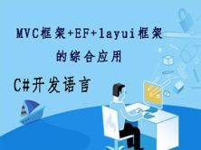 MVC+EF+LayUI框架的应用