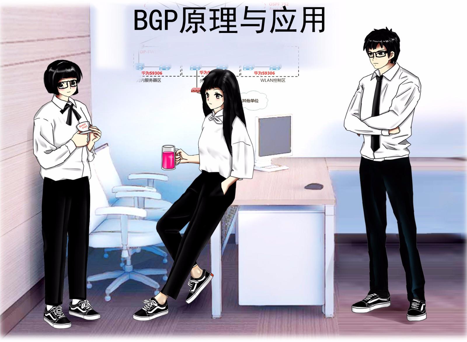 BGP原理与应用(暂发Cisco部分)视频课程