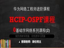 11年双IE实战专家带你2个月搞定HCIP系列课程2-OSPF路由协议