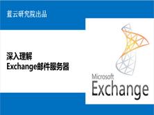 深入理解Exchange邮件服务器