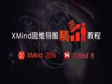XMind思维导图精进教程