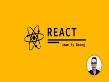 React 项目课:React 边做边学视频课程