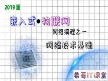【嵌入式物联网系列】网络编程专题:第一课-网络技术基础