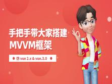 新手从零开始手写VUE基础版MVVM框架