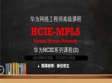 11年双IE实战专家带你2个月搞定HCIE系列课程2-MPLS Virtual-PN