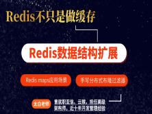 redis不只是做缓存-redis数据结构扩展