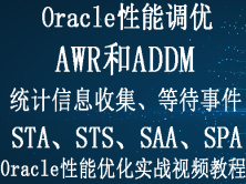 Oracle性能调优性能优化视频教程