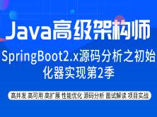 SpringBoot2.x源码分析之初始化器实现第2季