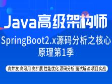 SpringBoot2.x源码分析之核心原理第1季