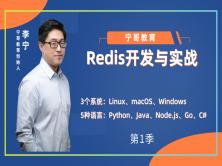 Redis 5.x开发与实战(1):用Python等5种语言进行讲解