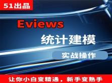 Eviews统计建模与实用操作