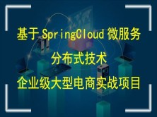 Spring Cloud微服务企业级项目搭建实战