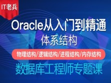 Oracle从入门到精通(一):体系结构