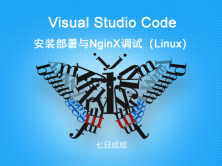 Visual Studio Code部署安装与NginX调试
