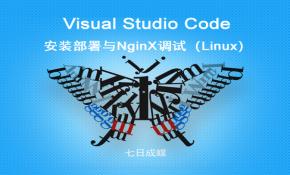 Visual Studio Code部署安装与NginX调试