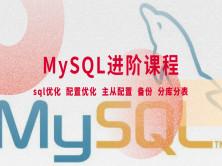 MySQL高级sql优化分库分表主从配置