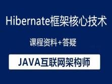 Java互联网架构师-Hibernate核心技术