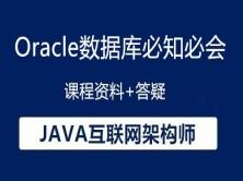 Oracle数据库必知必会