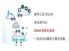 老余讲DNA - DNAC与四大法宝