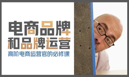 【吴刚大讲堂】电商品牌和品牌运营